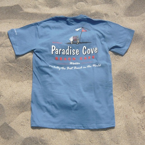 Blue Paradise Cove T-Shirt